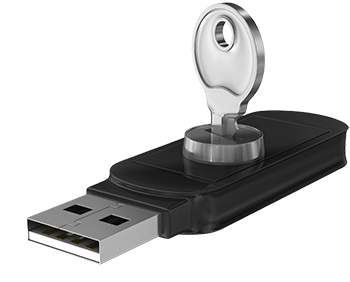 Secure USB Devices with danicSecure